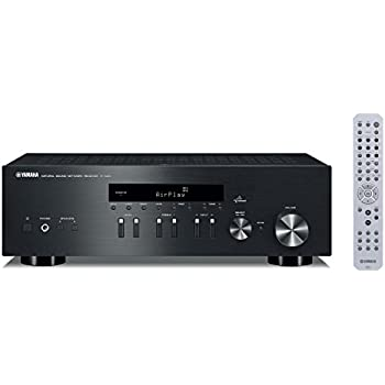 Yamaha R-N301BL Network Stereo Receiver, Black