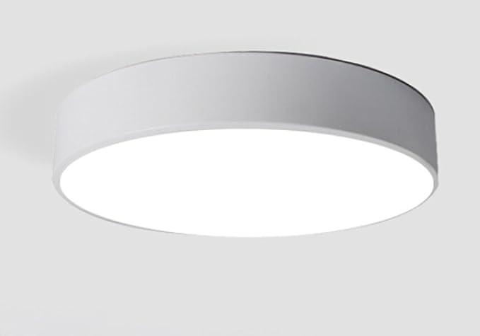 Plafoniere Con Lampade Led E27 : Lvyi bad lampada lampade da soffitto led moderna
