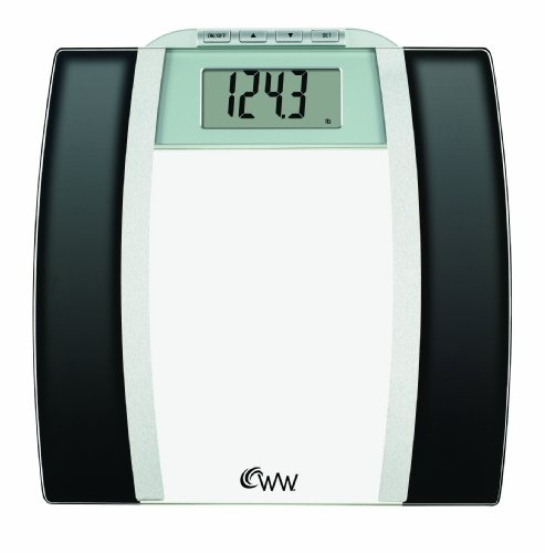 Weight Watchers by Conair Glass Body Analysis Scale