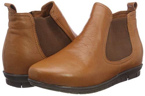 Women''s Brown Andrea 0024514 Conti Cognac 062 Boots SOOwaCq