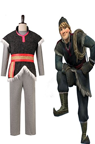 Kristoff Outfit Cosplay Costume