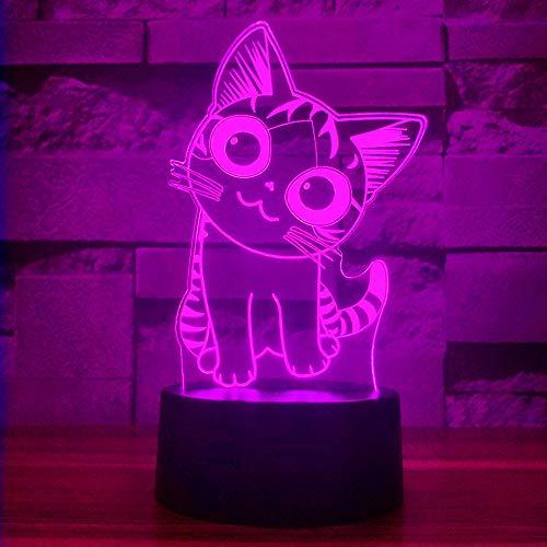 Cherish tea Cat 3D