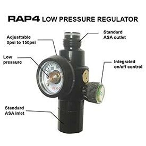 Low Pressure Regulator by RAP4
