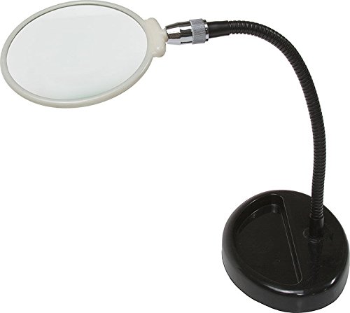 (5X Desk Table Top Magnifying Glass Magnifier)