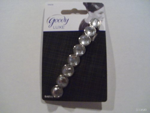 Goody Luxe Barrette 1 Count