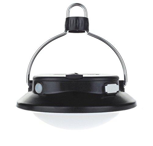 SUBOOS 8509 ULTIMATE LED Tent Light and 5200mAh PowerBank (black)