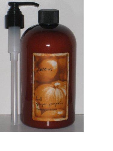 Wen Ginger Pumpkin Cleansing Conditioner By Chaz Dean 16 Oz, Health Care Stuffs