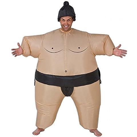 Inflatable Japan Wrestling Sumo Fat Suits Blow Up Fancy Dress