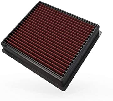 Ok&N Engine Air Filter: High Performance, Premium, Washable, Replacement Filter: Fits 2013-2019 Dodge Ram Truck L6 DSL/V8 FI (2500, 3500, 4500, 5500), 33-5005