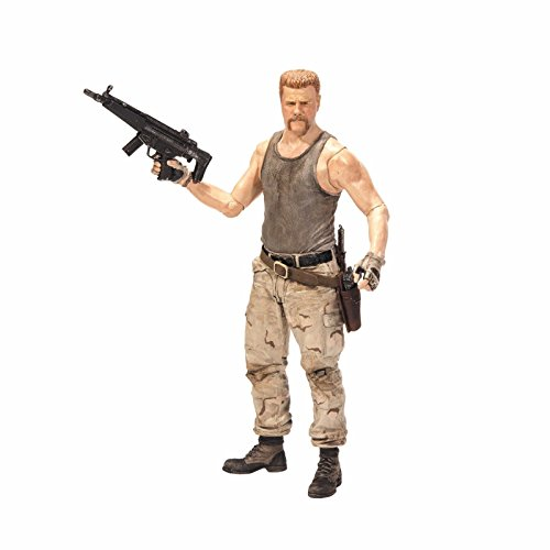 McFarlane Toys Walking Dead TV Abraham Ford Figure