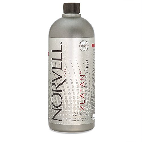 Norvell Pre-Sunless Tanning XLATAN pH Balancing Spray, 1 Liter