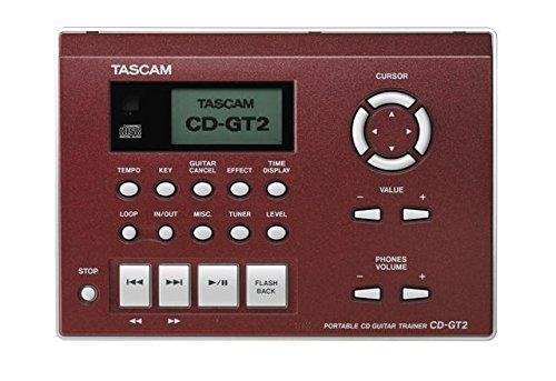 タスカム TASCAM/ポータブルCDギタートレーナー CD-GT2【タスカム】   B00V4ONYQI