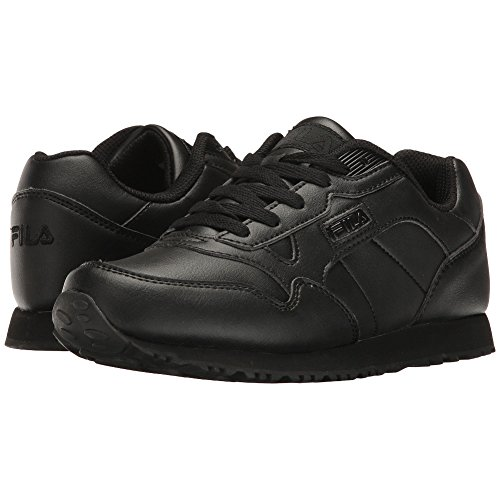 Fila Kvinna Krasse Athletic Gymnastikskor, Svart Man-made, Gummi, 6 M