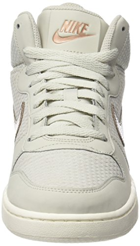 Prem Borough Bone Mid light Nike Basket Scarpe Court W Bronze sail Red Da Donna Beige mtlc xUPUAIf