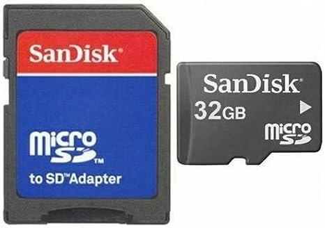 Trade Shop 32gb Micro Sd Sdhc Speicherkarte Elektronik