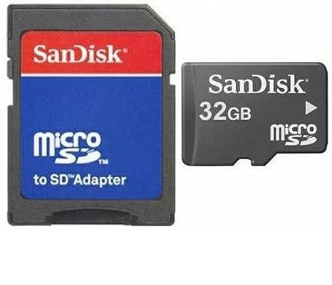 32 GB Micro SD SDHC Tarjeta de tarjeta de memoria Memory ...