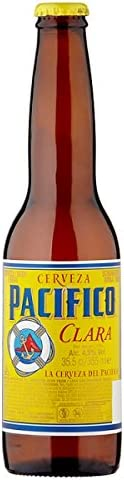 Pacifico Clara 355ml (Pack de 24 x 355ml)