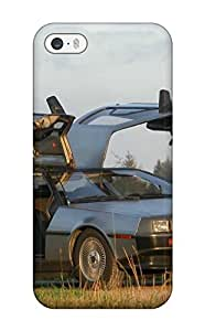 New Style 5381332K63156588 New Snap-on Skin Case Cover Compatible With Iphone 5/5s- Back To The Future