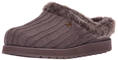 Angel Slipper from Keepsakes Skechers Taupe BOBS Women's Ice A8wf7q