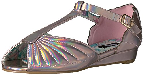 Iron Fist Damen Mother of Pearls Sandal Plateau Pink (Pink)