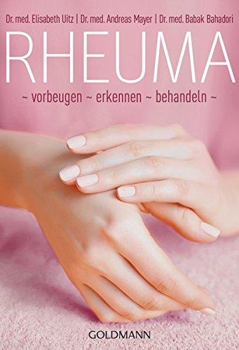 Rheuma: vorbeugen, erkennen, behandeln