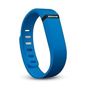 FitBit Flex Wireless Activity Plus Sleep Wristband, Blue