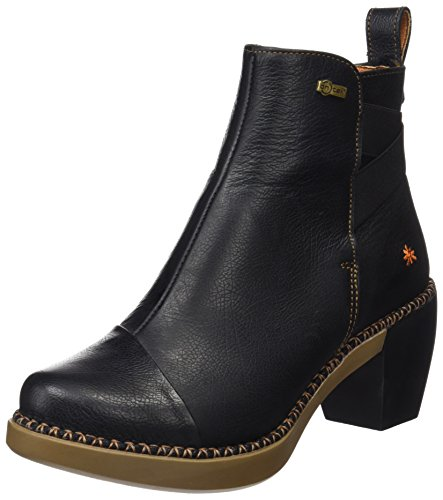 Black Ankle Memphis Art Black 1152 Madrid Boots Women''s wqTTvPaIA