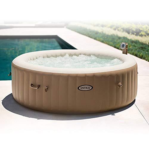 Amazon.com : Intex Pure Spa 6-Person Inflatable Portable Hot Tub ...