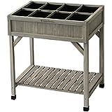 Vegtrug RHP6007GW USA Herb Planter Grey Wash