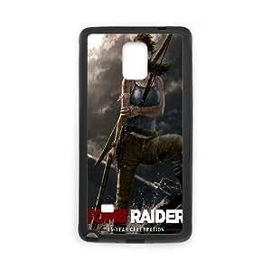 Generic Case Tomb Raider Lara Croft For Samsung Galaxy Note 4 N9100 Q2A7297987