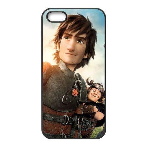 P6M80 comment former votre dragon caractères M1F6OH coque iPhone 4 4s cellulaire cas de téléphone couvercle coque noire DH4WMM8FT