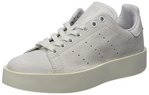 adidas Stan Smith Bold W, Zapatillas de Deporte Para Mujer Blanco (Balcri / Balcri / Casbla)