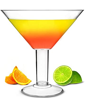 Copa de cóctel acrílica Grande Acrylic Martini Glass, 2Ltr&ndash