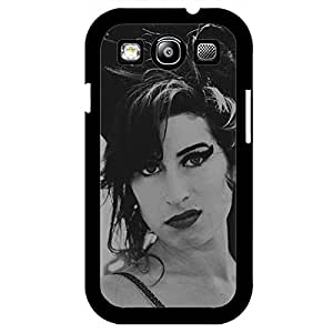Samsung Galaxy S3 I9300 Durable Amy Winehouse Phone Case Cover Amy Winehouse Charming