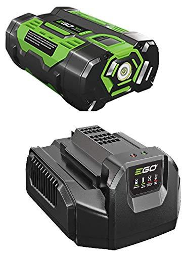 EGO Power+ Batería y cargador Kit BA1400 56 V 2,5 Ah batería ...