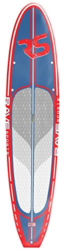 RAVE 2734 Cruiser SUP - Red, 10' 6'' by Rave