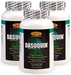 3PACK Dasuquin for Large Dogs (252 Chewable Tabs)