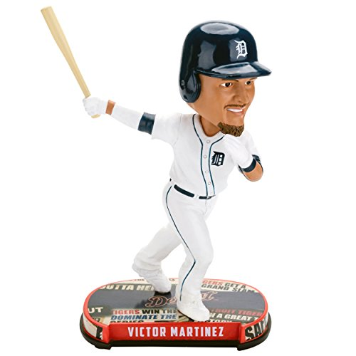- Detroit Tigers Martinez V. #41 Headline Bobble
