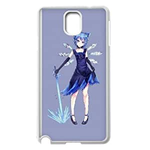 HD exquisite image for Samsung Galaxy Note 3 Cell Phone Case White cirno touhou project MIO5039524