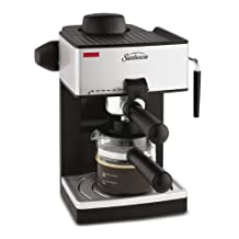 Sunbeam 4-Cup Steam Espresso Maker