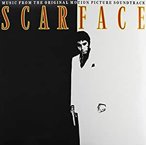 Scarface (Music From The Original Motion Picture Soundtrack) [LP]