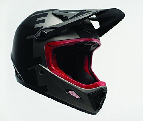 Bell Transfer-9 Full Face Helmet Matte Black Retina Sear 2X-Large (61-63 cm)
