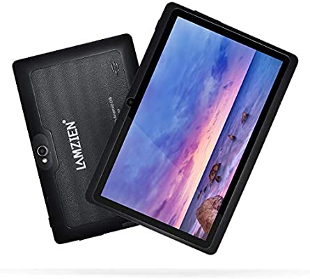 LAMZIEN Tableta 7 Pulgadas,1GB RAM y 16GB,Android OS,Quad-Core 1.5 ...