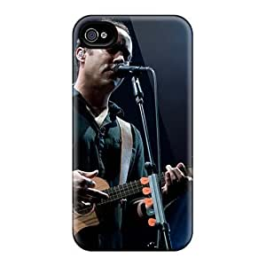 Iphone 4/4s IcA2020FMwj Support Personal Customs Colorful Dave Matthews Band Pattern Anti-Scratch Cell-phone Hard Cover -MarieFrancePitre