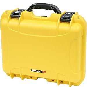 Nanuk 920 Waterproof Hard Case Empty - Yellow