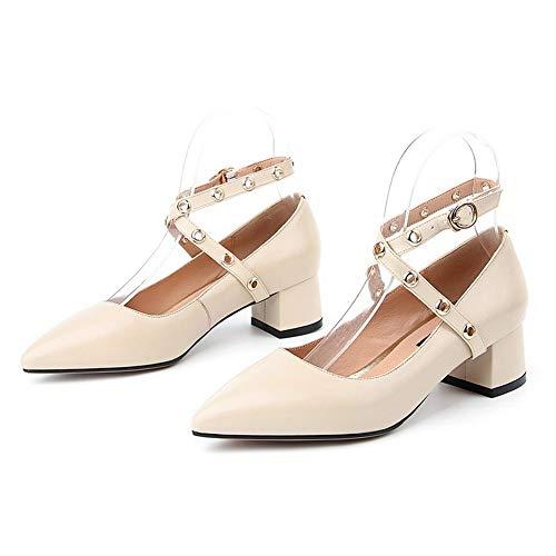 Apl11032 Abricot Sandales Compensées Balamasa Femme 6HS076q