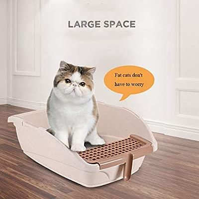 LF stores-Arenero Aseo Gato Lavabo para Gatos Completamente ...