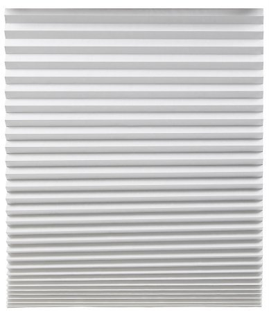 Redi Shade 36″ X 72″ Light Filtering Fabric Pleated Window Shade