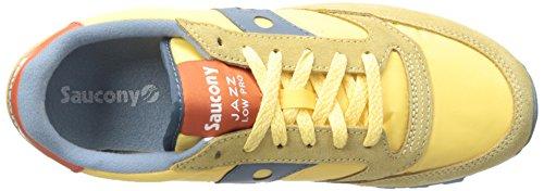 Mustard Jazz PRO Saucony Low Uomo Sneaker xXqvR1df