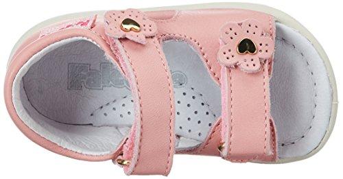 Falcotto Falcotto 1570 - Botas de senderismo Bebé-Niños Pink (Rosa)